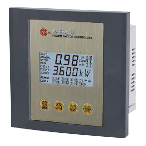 Automatic Power Factor Regulator